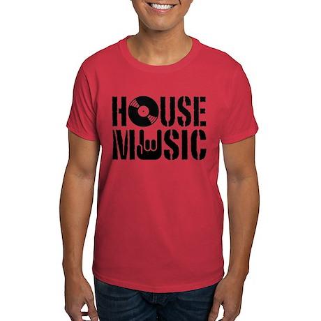 House Music Dark T-Shirt