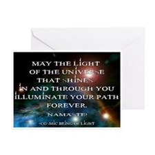 Light of the Universe...Greeting Cards (Pk of 20)
