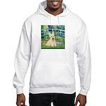 Bridge / Scottie (w) Hooded Sweatshirt