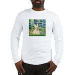 Bridge / Scottie (w) Long Sleeve T-Shirt