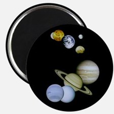Our Solar System Planets Magnet