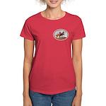 Three Great Danes Women's Dark T-Shirt