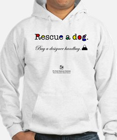 Rescue A Dog Hoodie