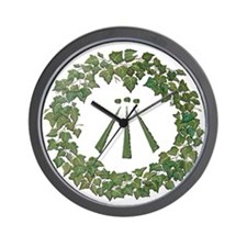 Ivy Awen Wall Clock