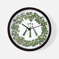Ivy Awen Wall Clock
