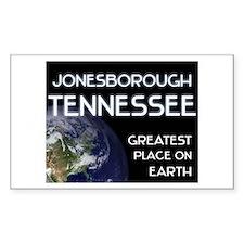 jonesborough tennessee - greatest place on earth S