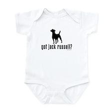 got jrt? Infant Bodysuit