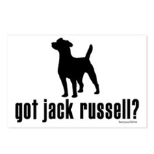 got jrt? Postcards (Package of 8)