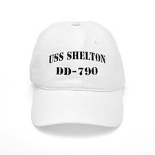 USS SHELTON Baseball Cap