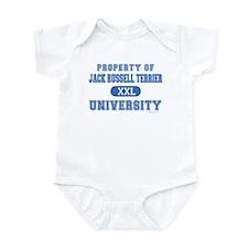 JRT University Infant Bodysuit