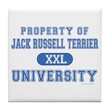 JRT University Tile Coaster