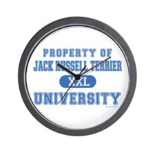 JRT University Wall Clock