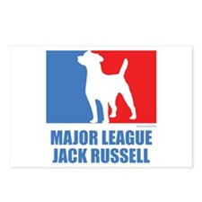ML Jack Russell Postcards (Package of 8)