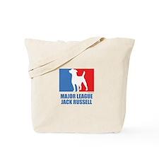 ML Jack Russell Tote Bag