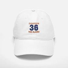 """""""Alamo Flag"""" Baseball Baseball Cap"""