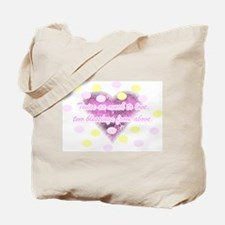 Twice as much to love... Tote Bag