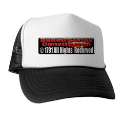 The Constitution Trucker Hat