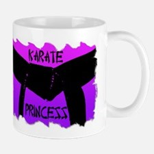 Martial Arts Karate Princess Mug