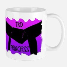 Martial Arts TKD Princess Mug