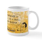 Frenchie Revolution- French Bulldog Mug