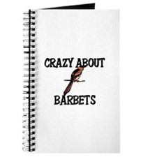 Crazy About Barbets Journal
