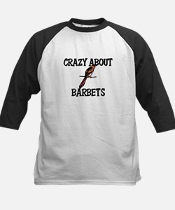 Crazy About Barbets Tee