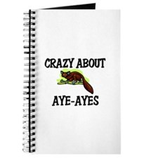 Crazy About Aye-Ayes Journal