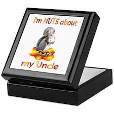 Uncle Keepsake Box