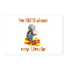 Uncle Postcards (Package of 8)