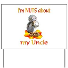 Uncle Yard Sign