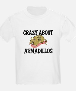 Crazy About Armadillos T-Shirt