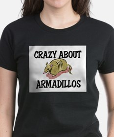 Crazy About Armadillos Tee