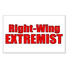 Right-Wing Rectangle Decal
