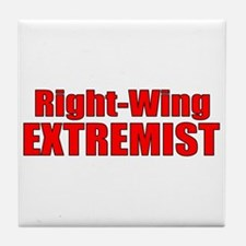 Right-Wing Tile Coaster