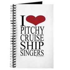 Pitchy Singers Rule Journal