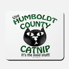 Humboldt Catnip Mousepad
