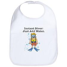 Instant Diver Bib