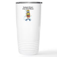 Instant Diver Travel Mug