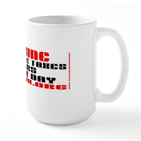 FAIRTAX DOT ORG Large Mug