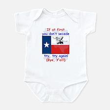 Bye, Y'all! Infant Bodysuit