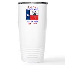 Bye, Y'all! Travel Mug
