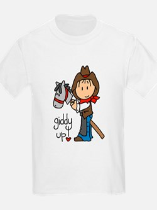 Giddy Up Cowboy T-Shirt