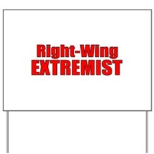 Right-Wing Yard Sign