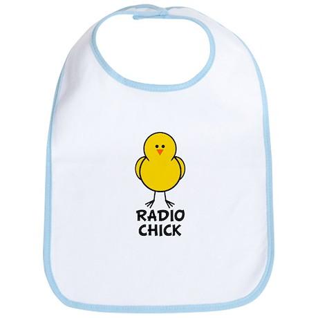 Radio Chick Bib