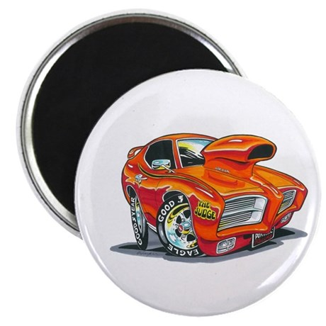 GTO Judge Magnet