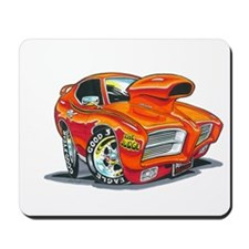 GTO Judge Mousepad