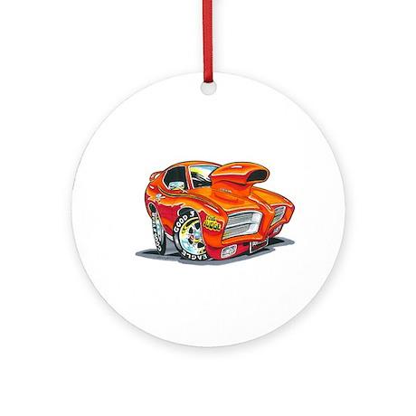 GTO Judge Ornament (Round)
