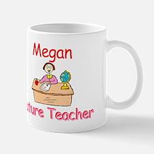 Megan - Future Teacher Mug