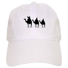 3 Wise Men Baseball Cap