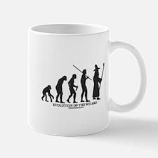 Evolution of the Wizard Mug